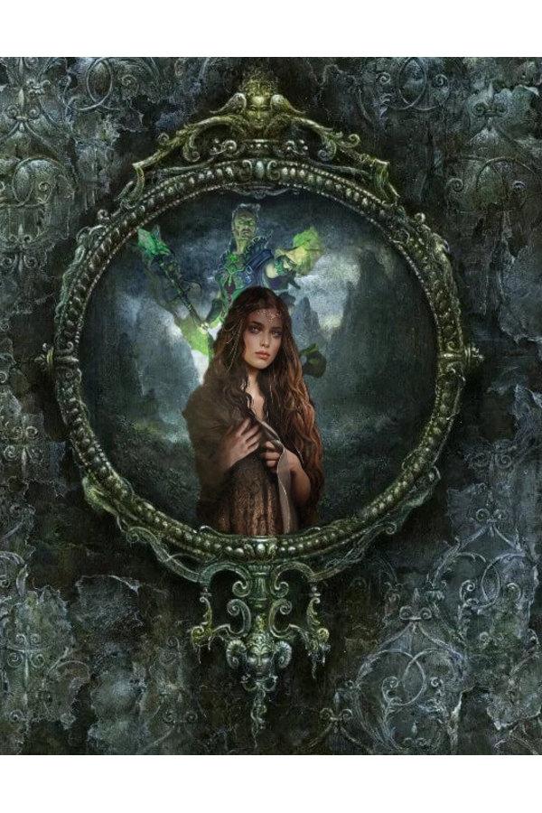 Легенды Одейна. Некромантка.